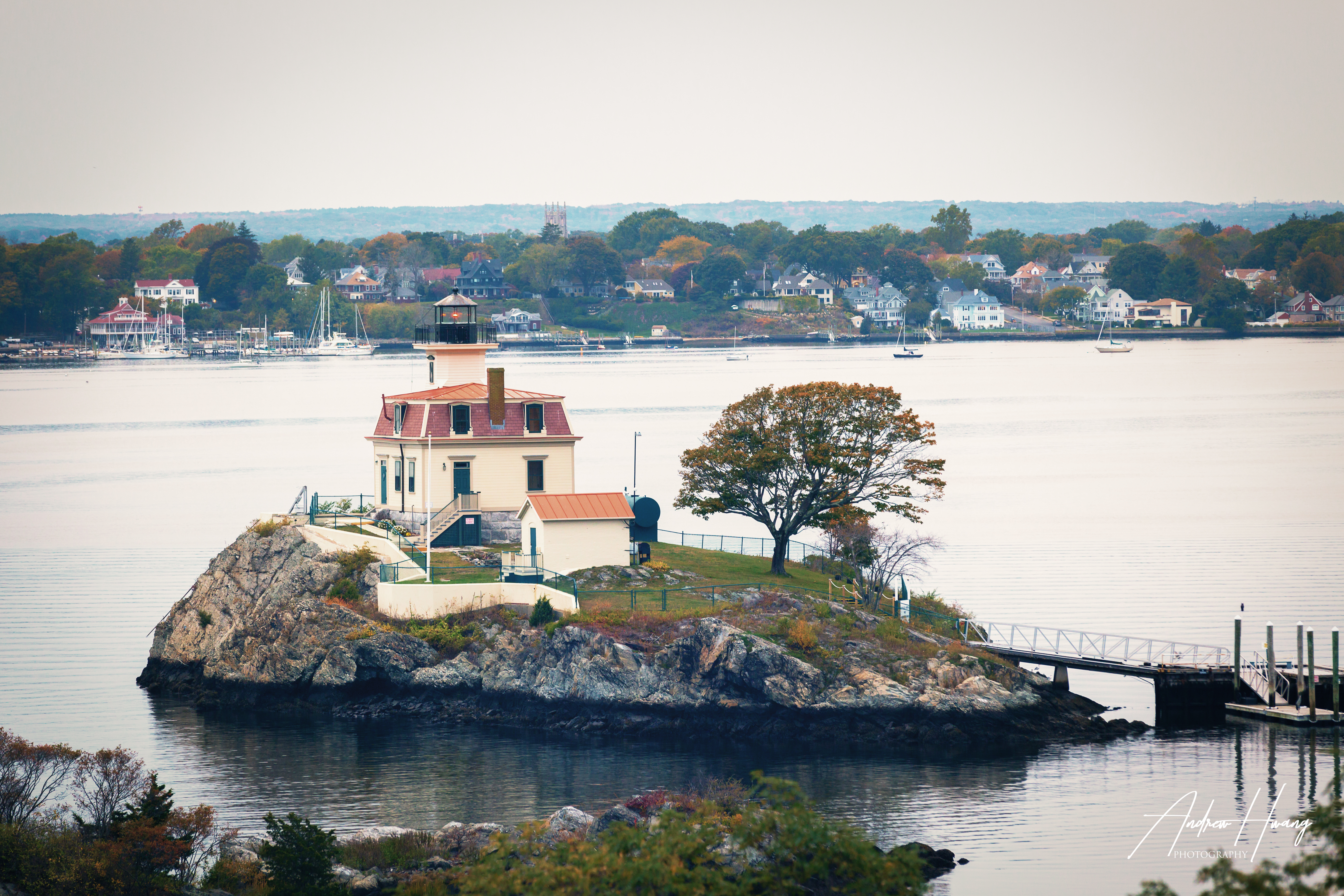 Pomham Lighthouse