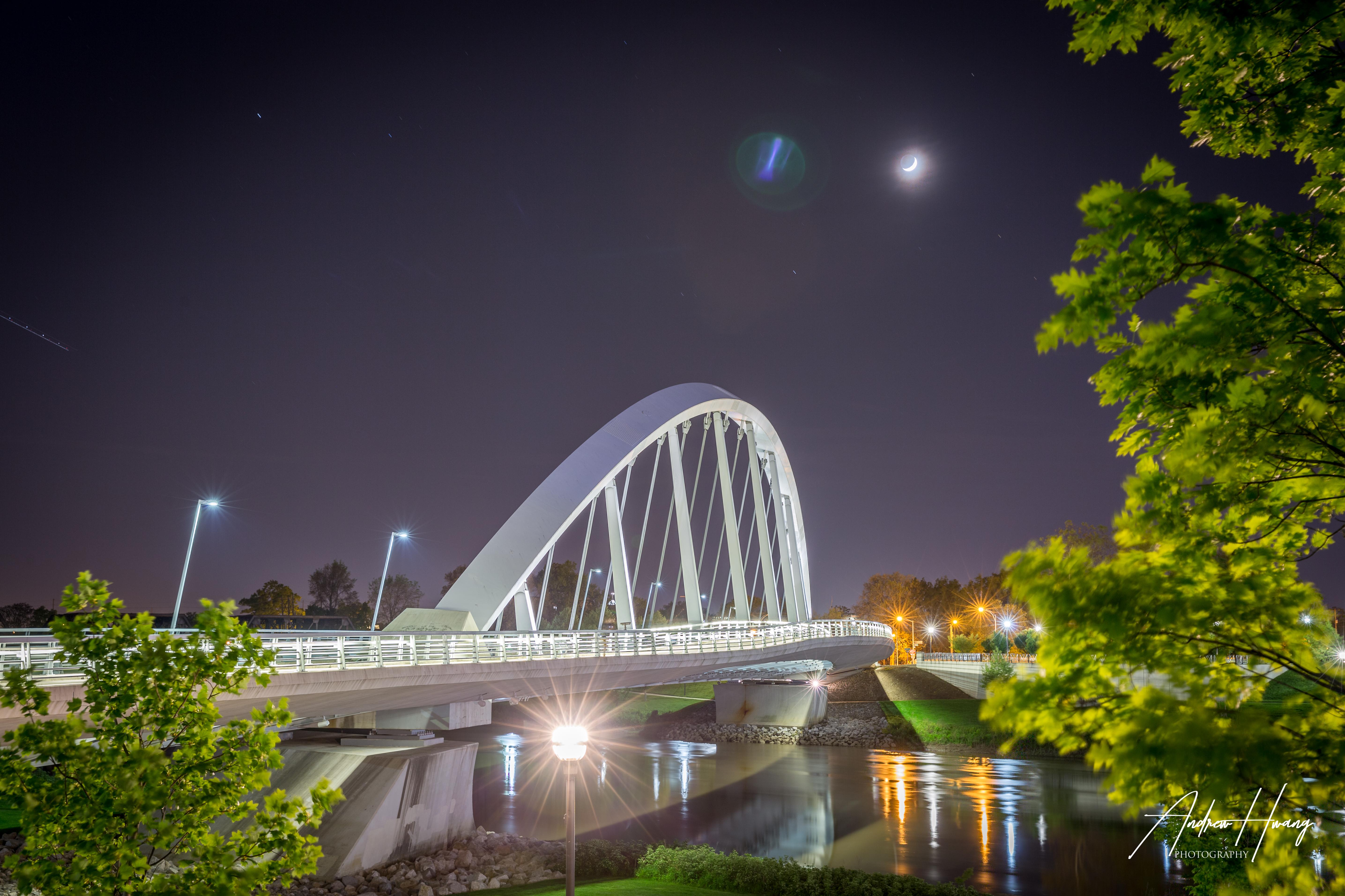 Main Street Bridge Scioto Mile