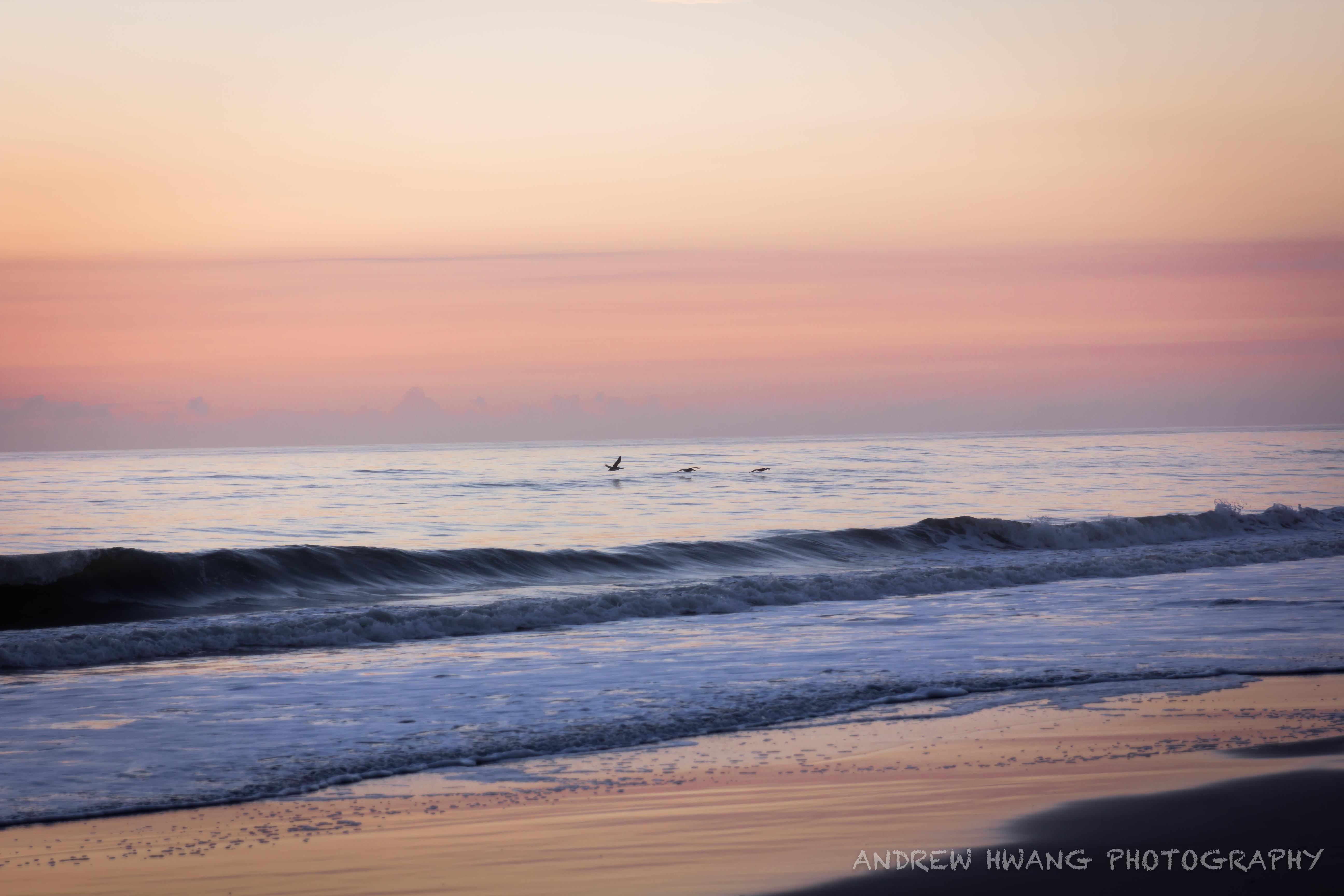 Melbourne Fl Sunrise Ocean Front 2