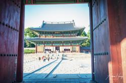 Changgyeonggung Palace Entry