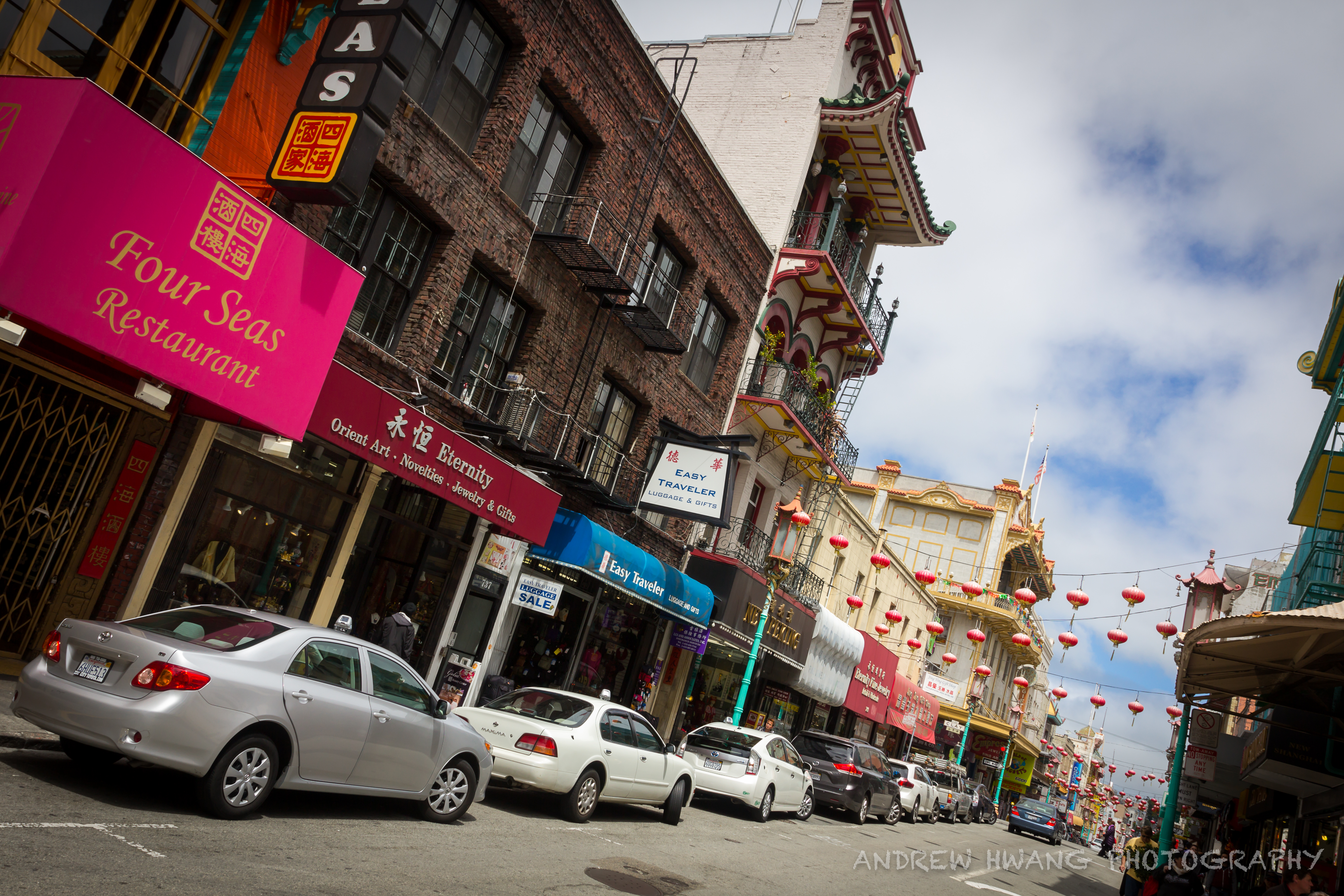 Heart of Chinatown SF