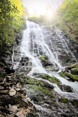 Mingo Falls Smoky Mountains 2