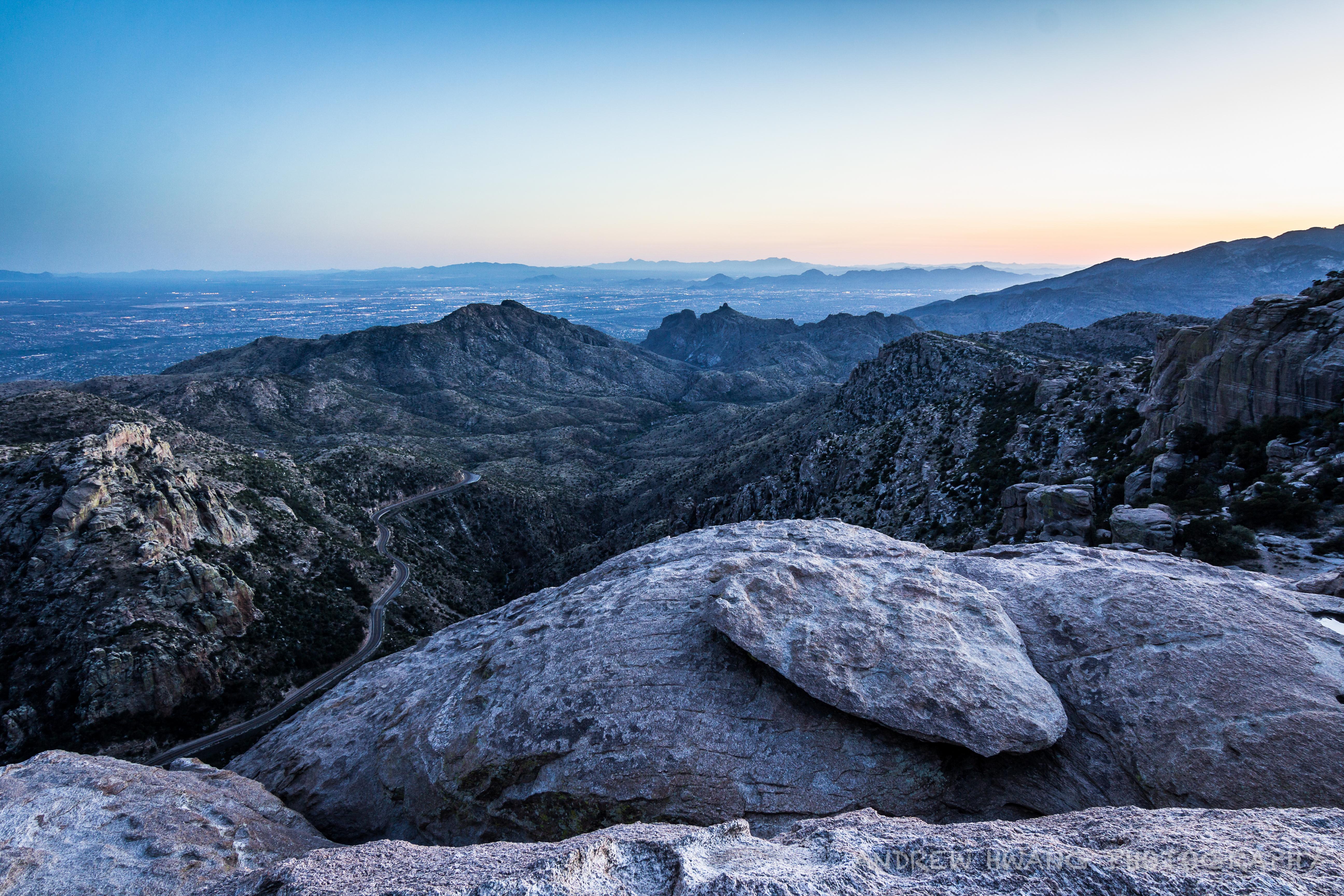 Mt Lemmon Sunset (2)