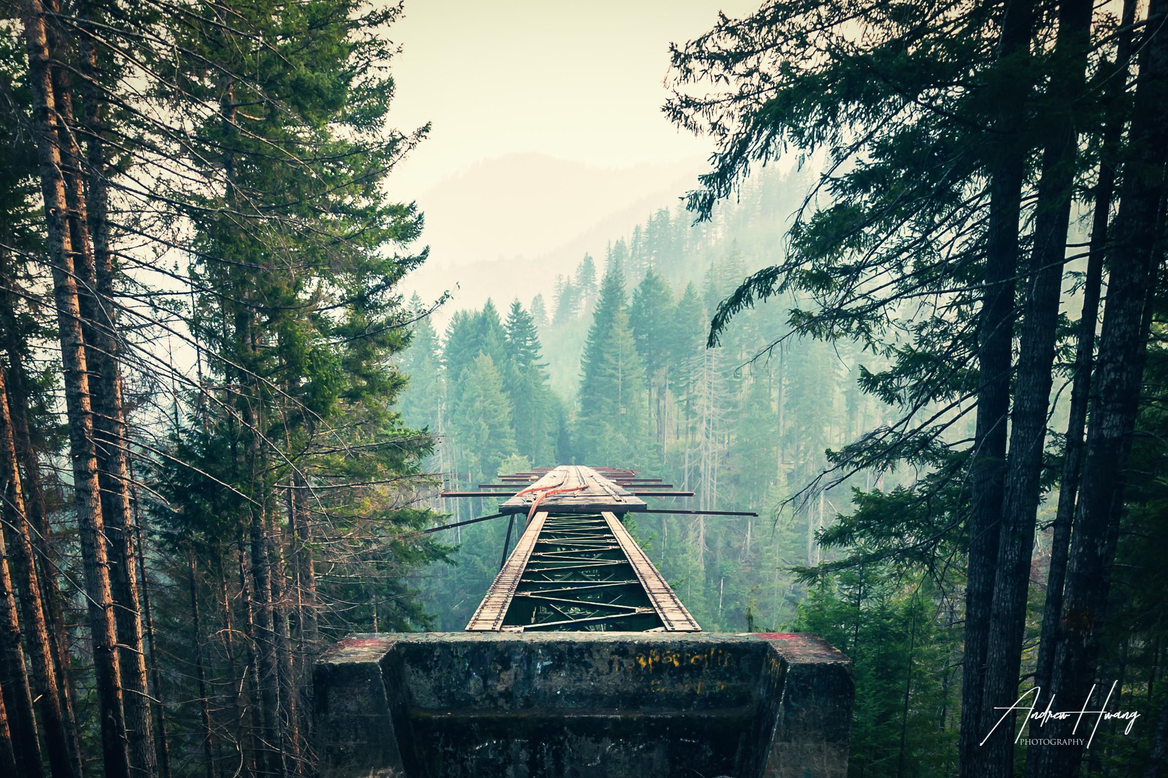 Shelton Vance Creek Bridge
