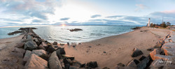 5 Mile Lighthouse Pano