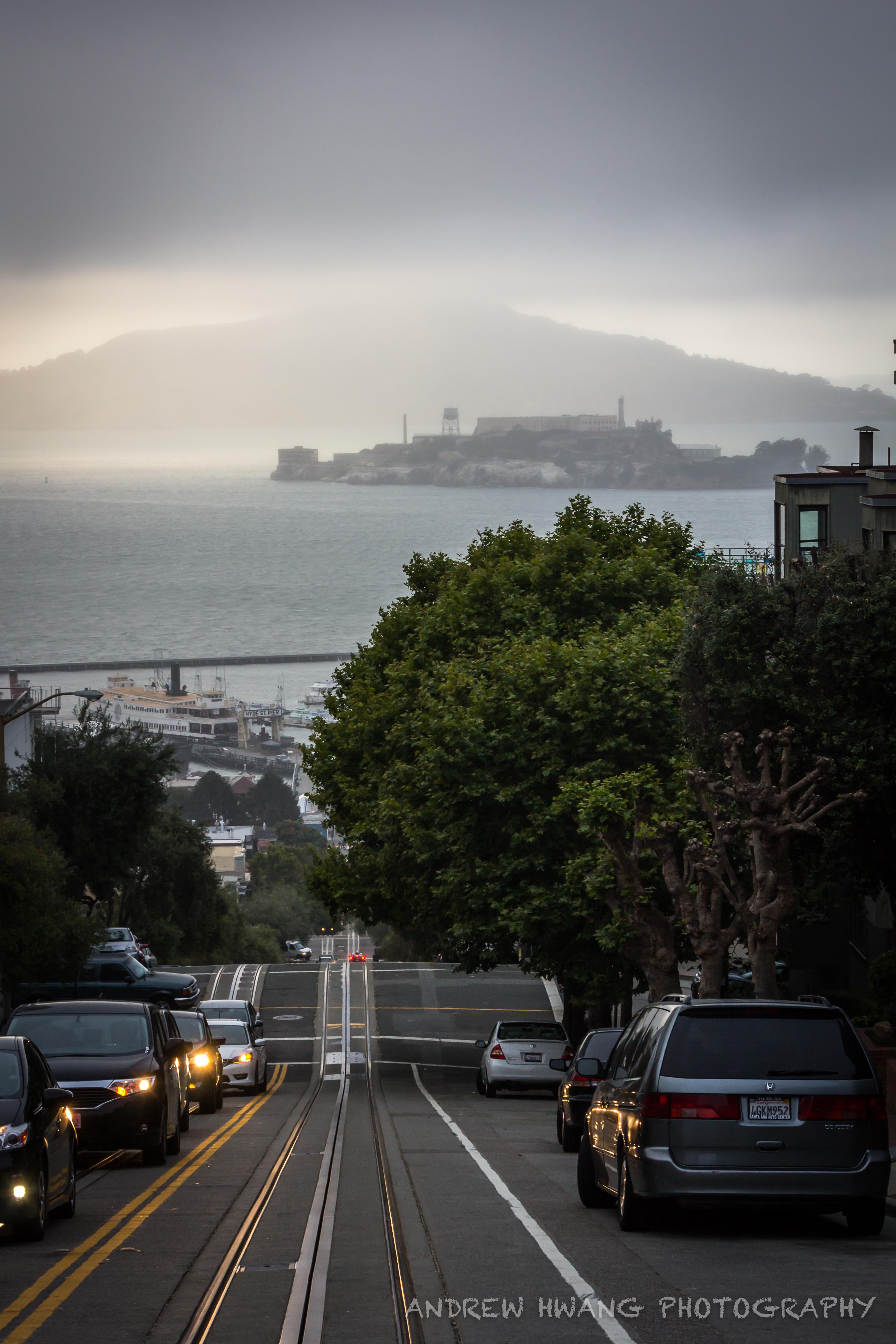 Alcatraz View