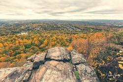 Castle Craig Rock Overlook
