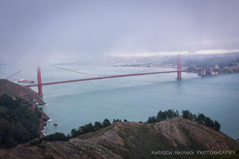 Golden Gate Pano