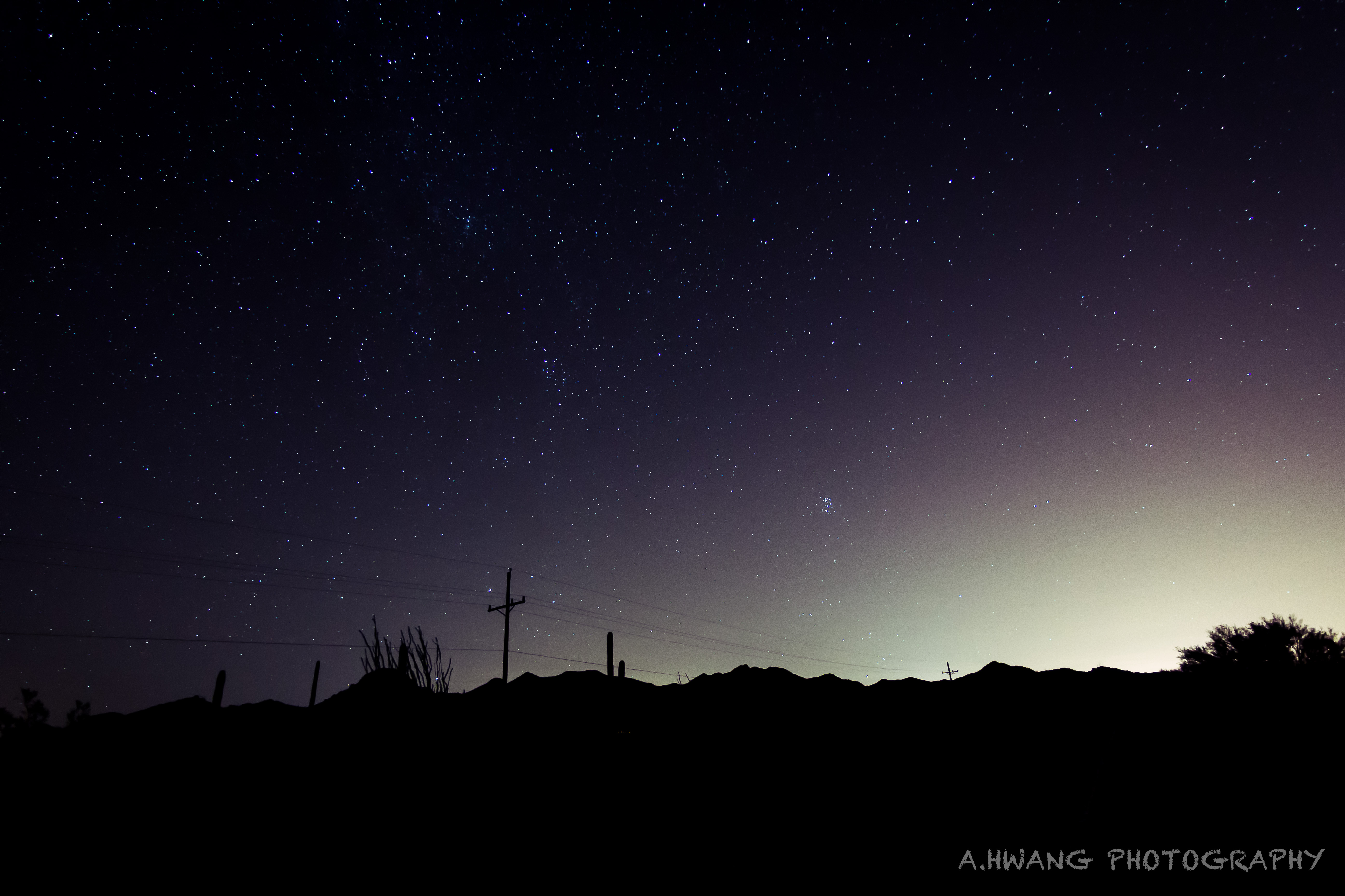 Tucson Starry Nights