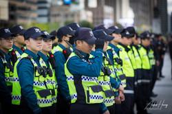 S. Korean Police