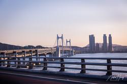 Gwangandawgyo Bridge Busan