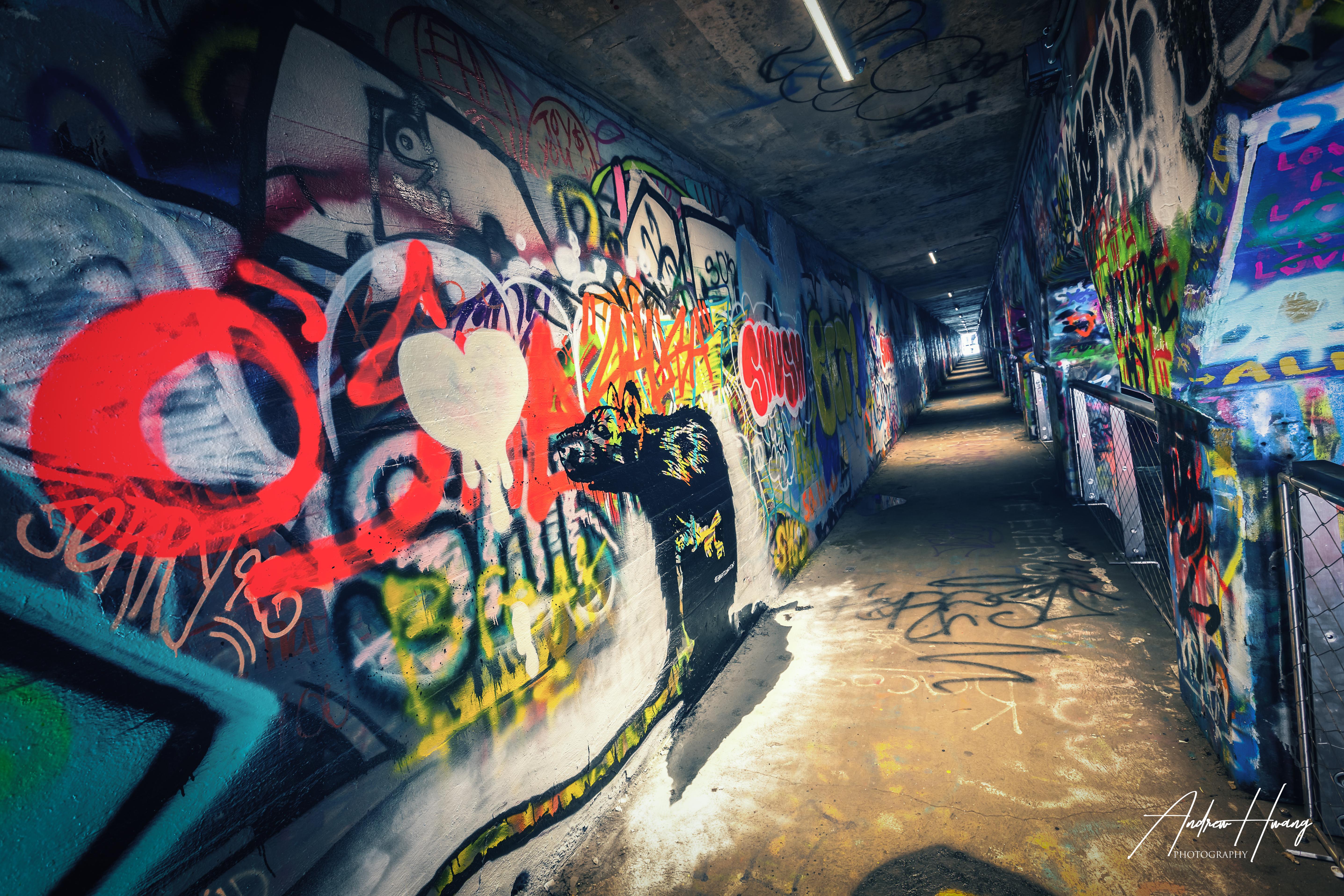 Krog Street Tunnel Graffiti