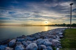 Piney Point Sunset