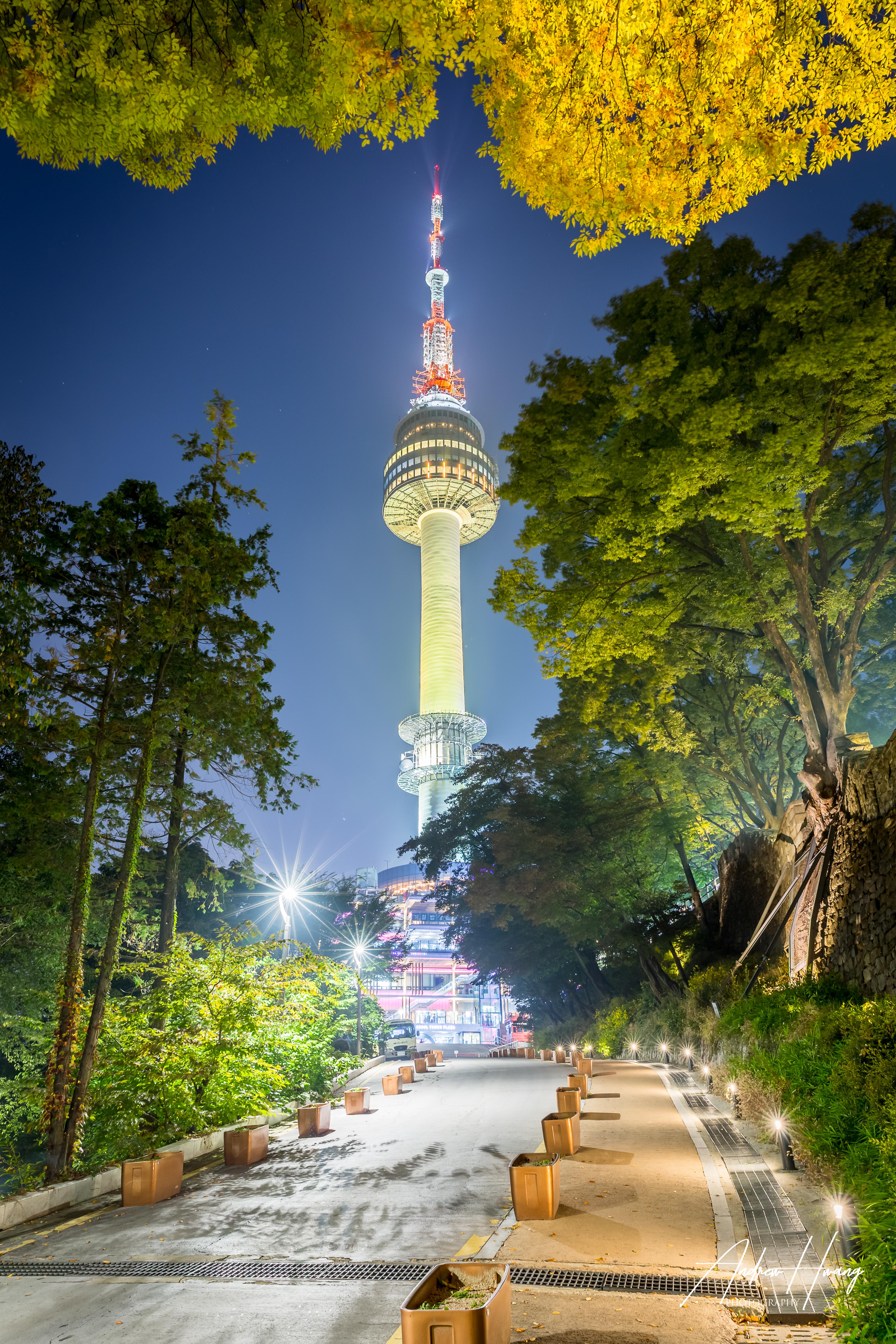 Seoul Tower Walkway