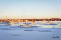 Frozen on the Bay Galesville MD
