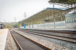 Empty Dorasan Station DMZ