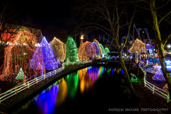 Hershey Park Christmas Lights (2)