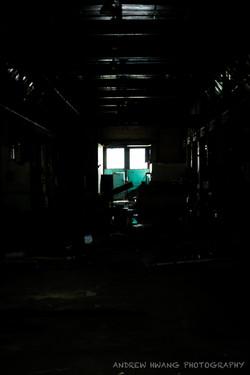 Inside Abandon Warehouse CT