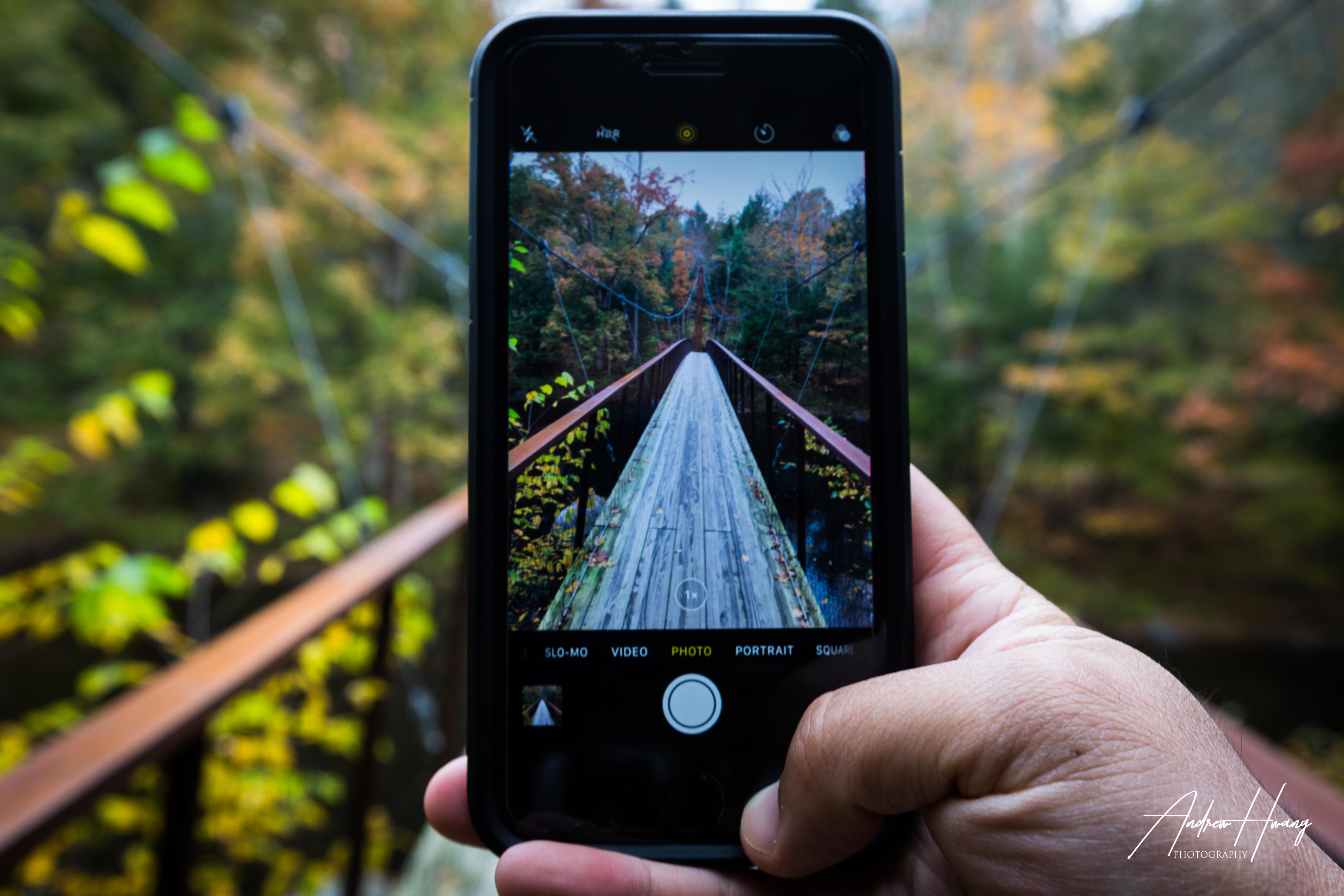 Hidden Valley Preserve Thoreau Bridge Pe