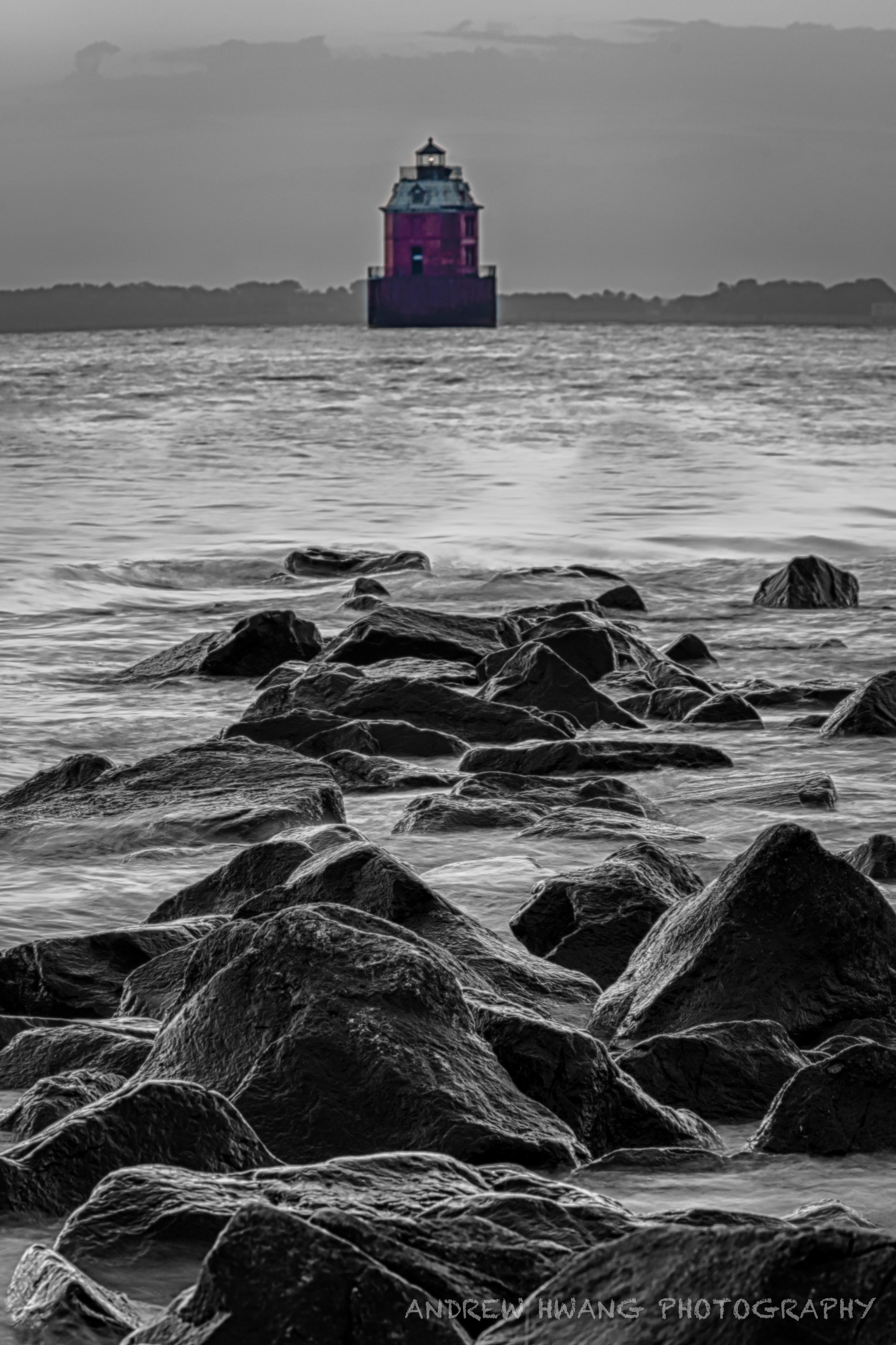 Sandy Point B&W