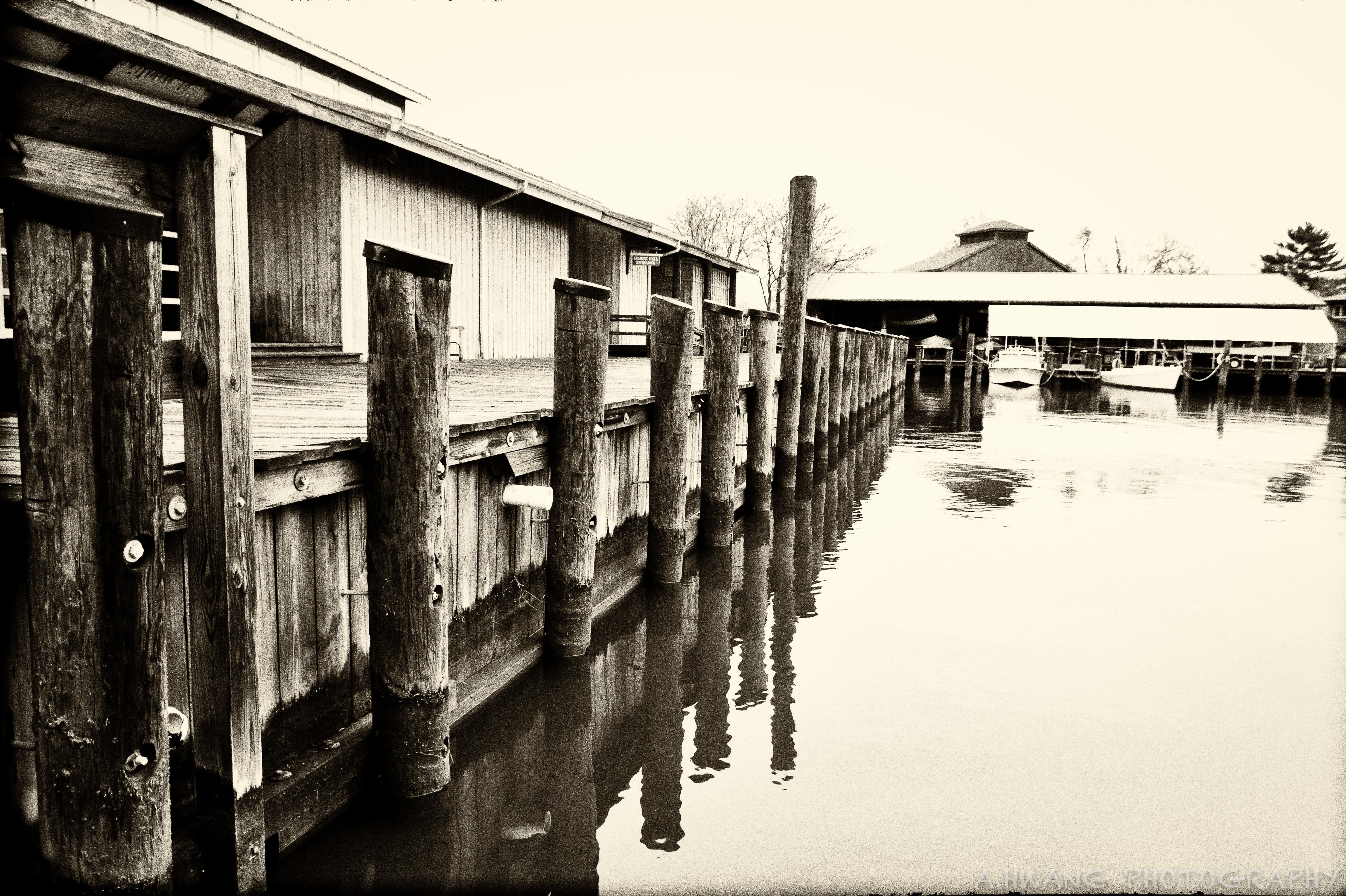 Dock Side Calvert Museum
