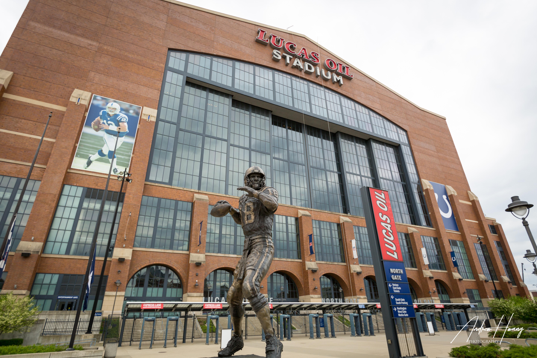 Peyton Manning Statue