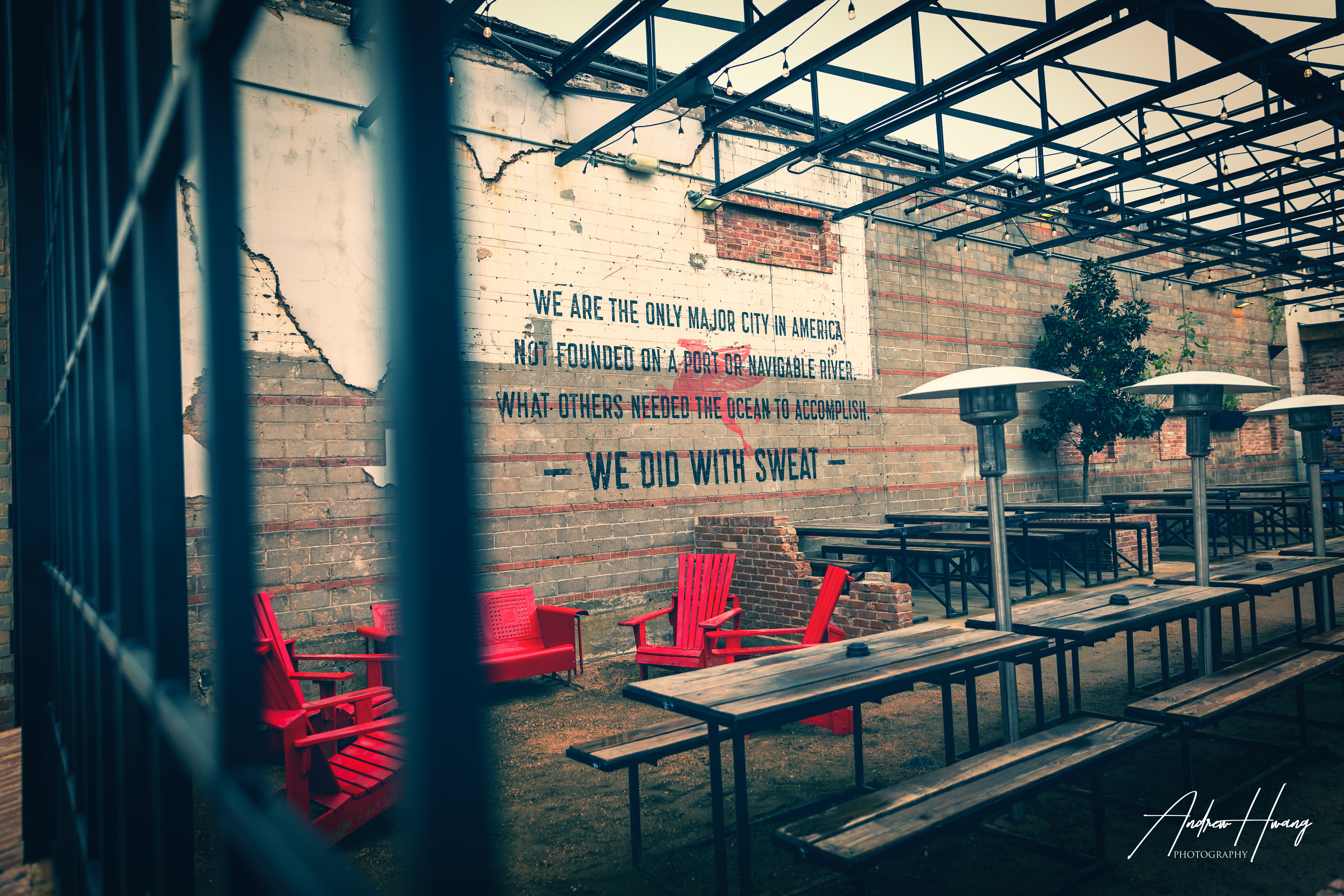 Beer Garden - Dallas