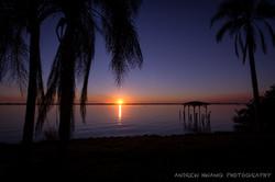 Melbourne Fl Sunset