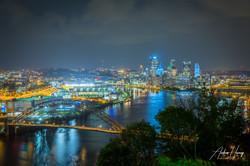 Grandview Overlook Pittsburgh Heinz Fiel