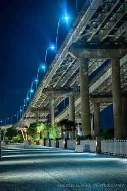 Arthur Revenal  Bridge Night Shot 3
