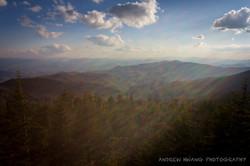 Clingmans Dome Smoky Mountains 2