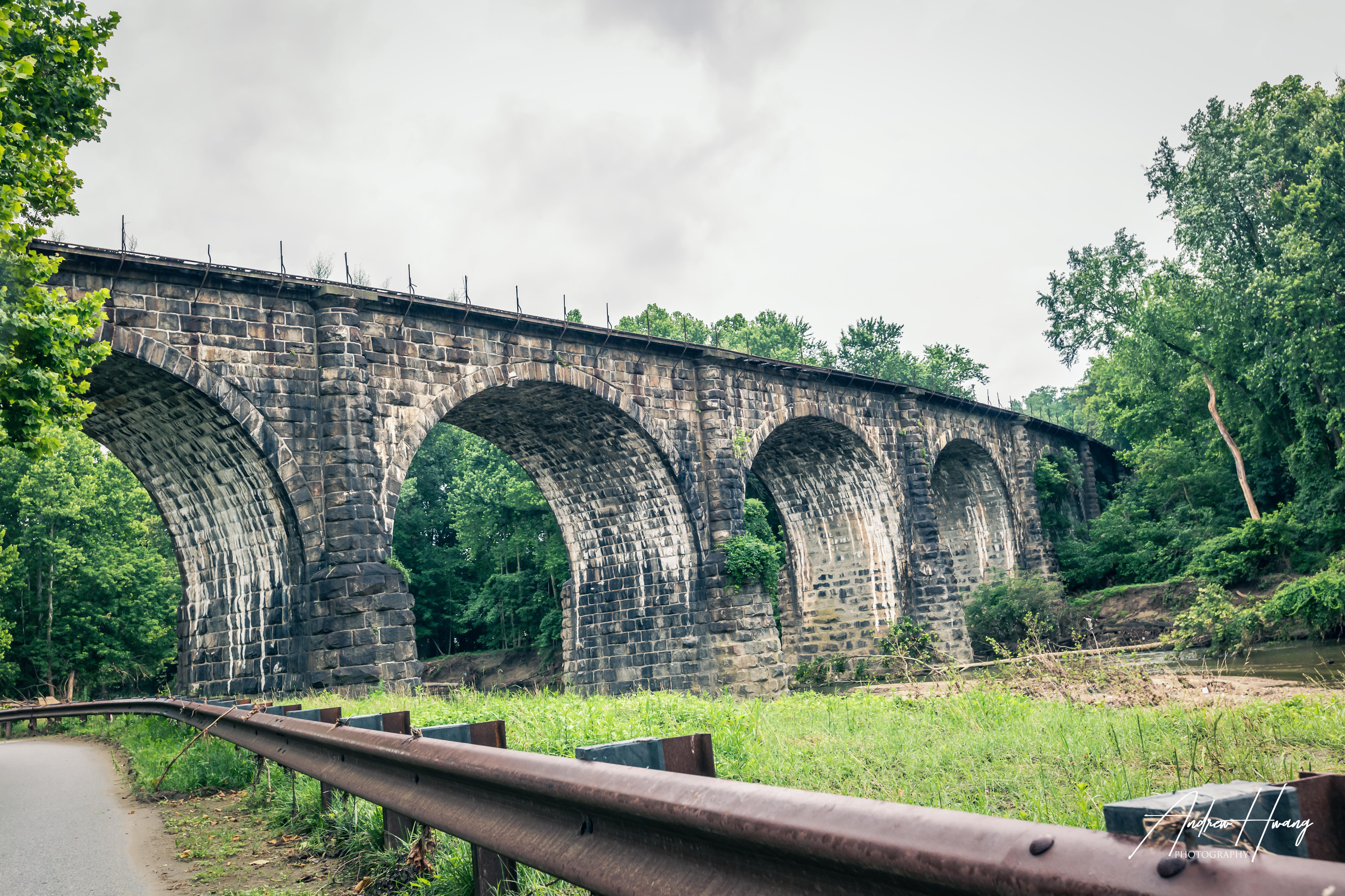 Patapsco State Park Bridge