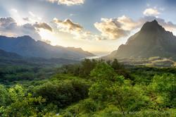 Belvedere Lookout Peak