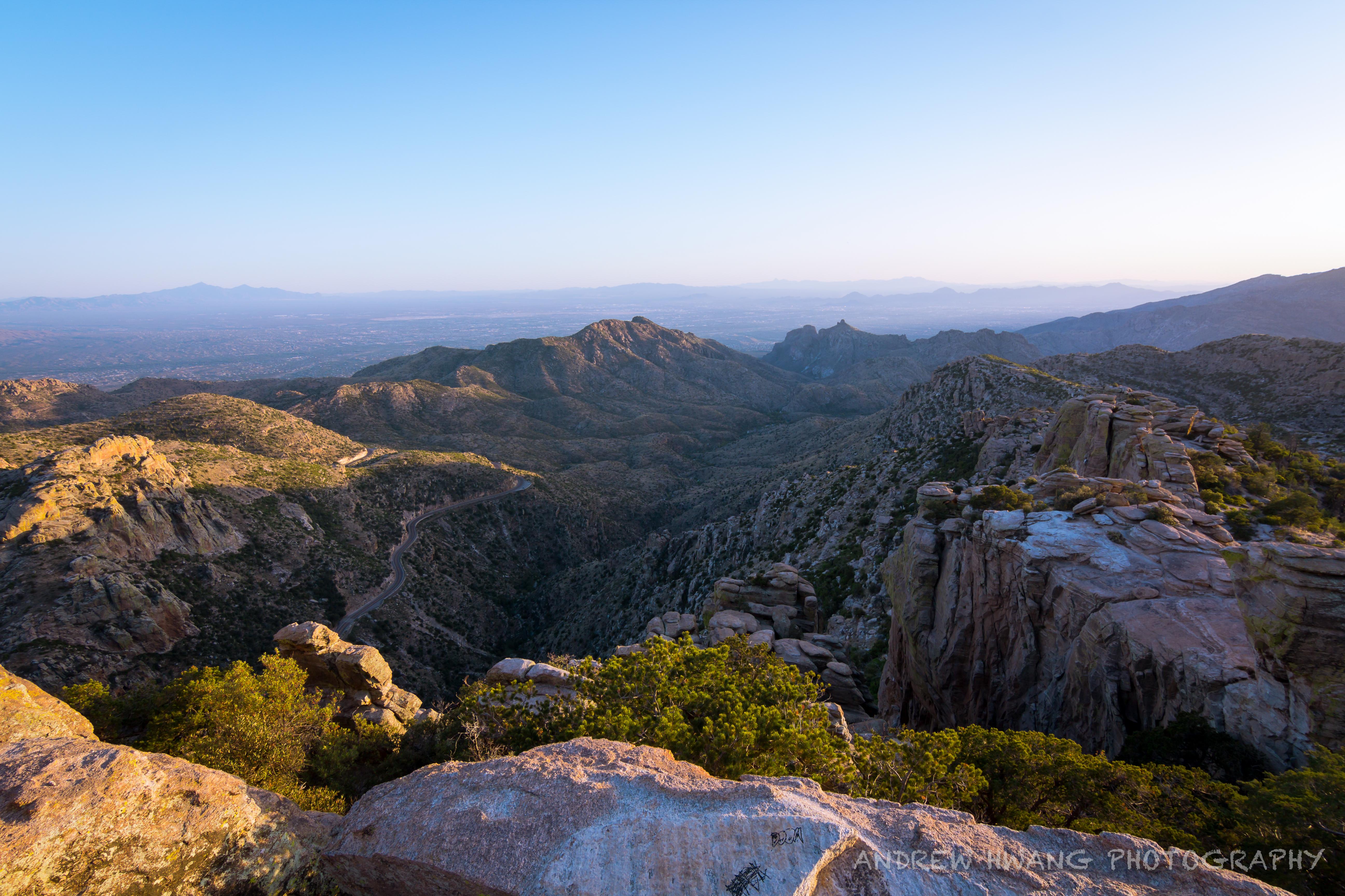 Mt Lemmon Sunset