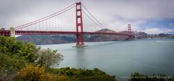 Golden Gate Bridge Pano