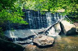 Susquehanna State Park Waterfall