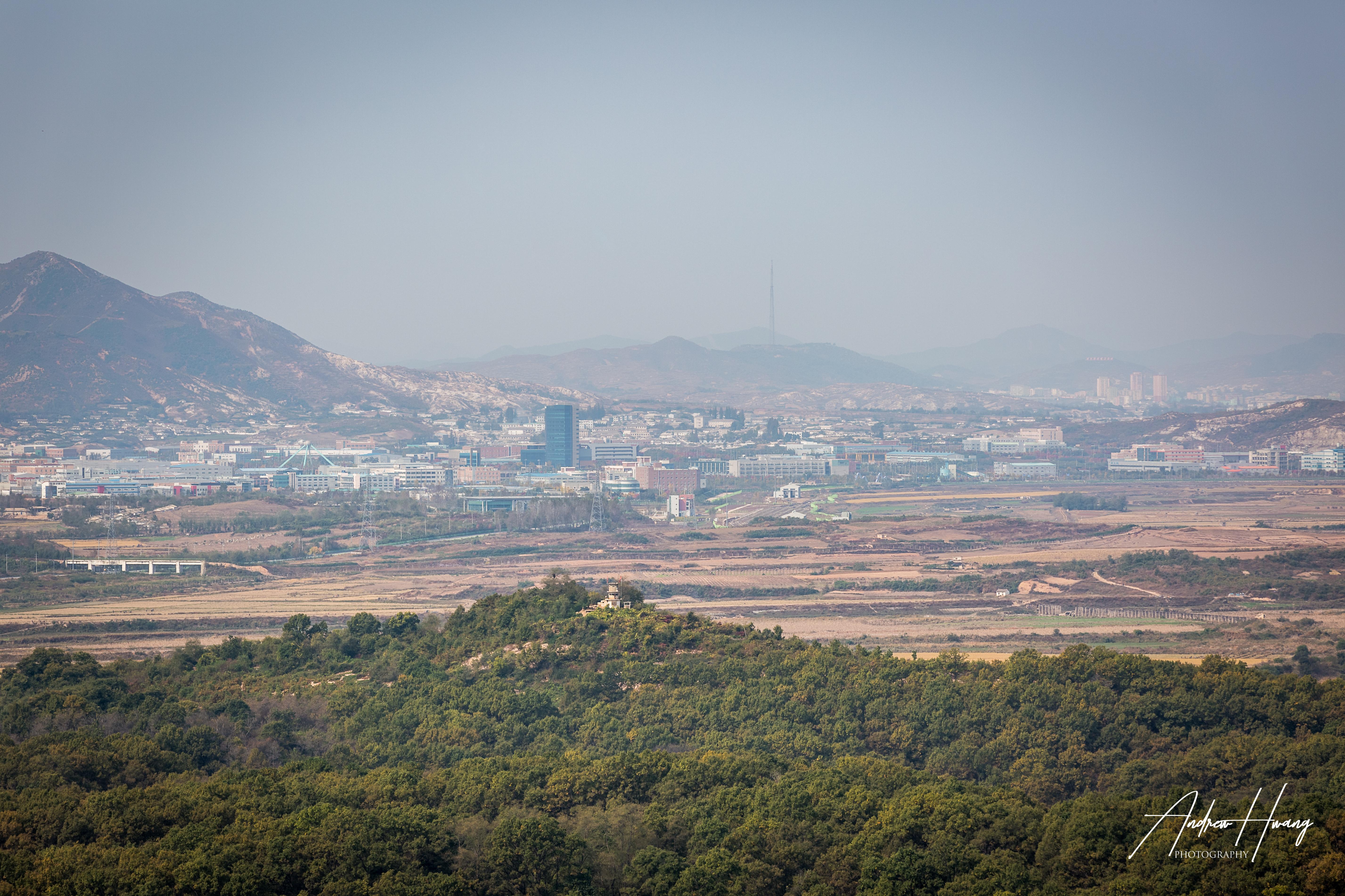 Peace City North Korea (Fake City)