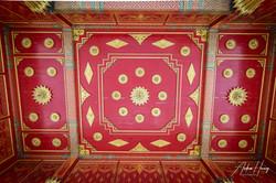 Thai Pavilion Ceiling