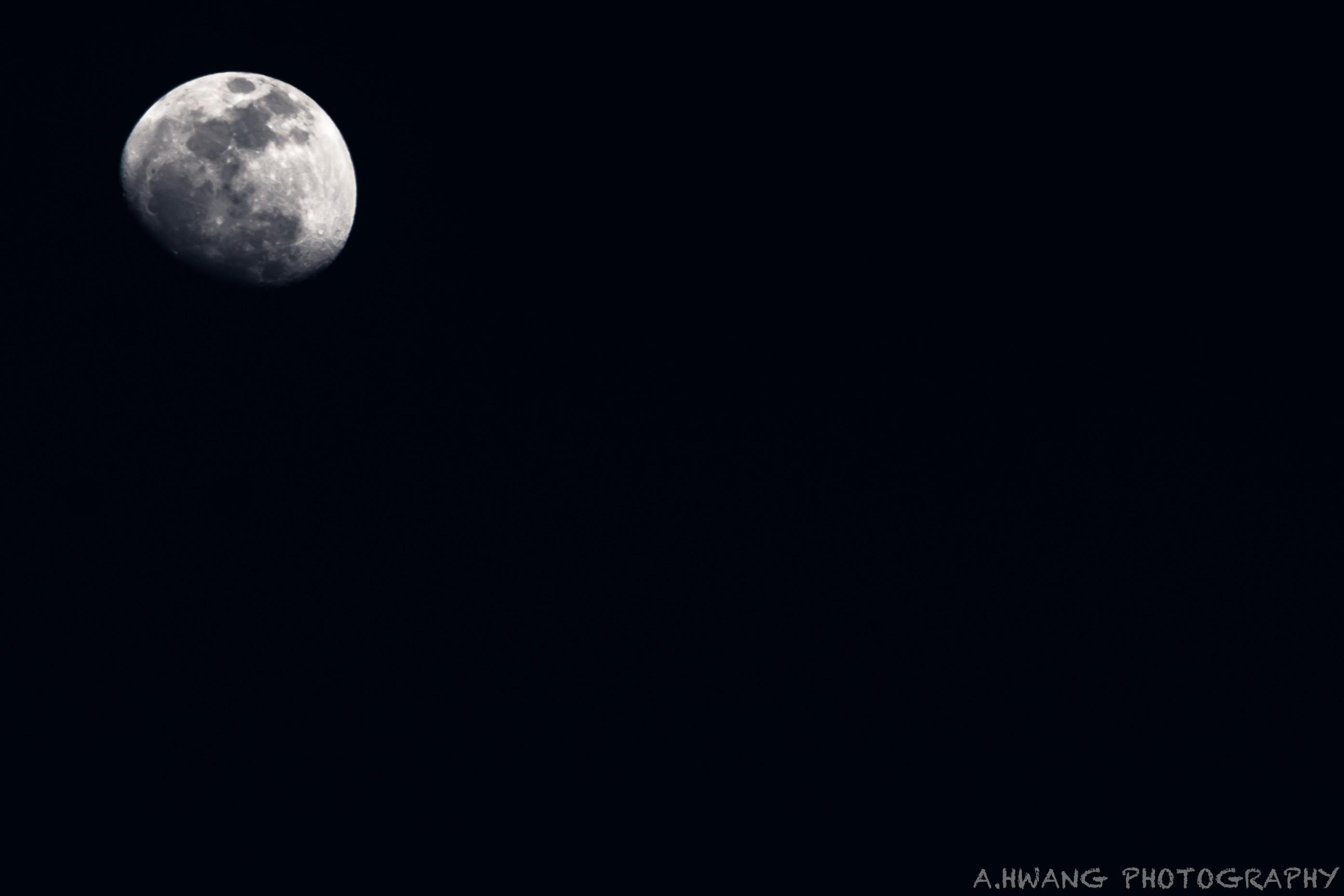 Full Moon in Leonardtown