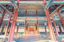Gyeongbokgung Palace Inside