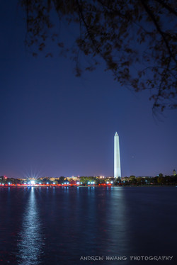 Washington Monument Night Shot 2