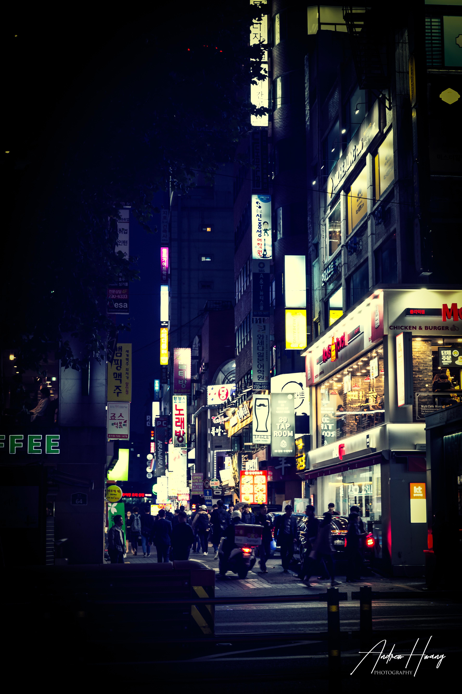 Seoul Downtown