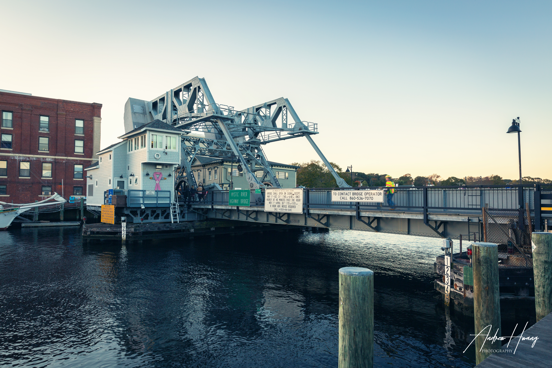 Mystic River Draw Bridge