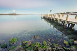 St Georges Island Supermoon 2016 Pier 2
