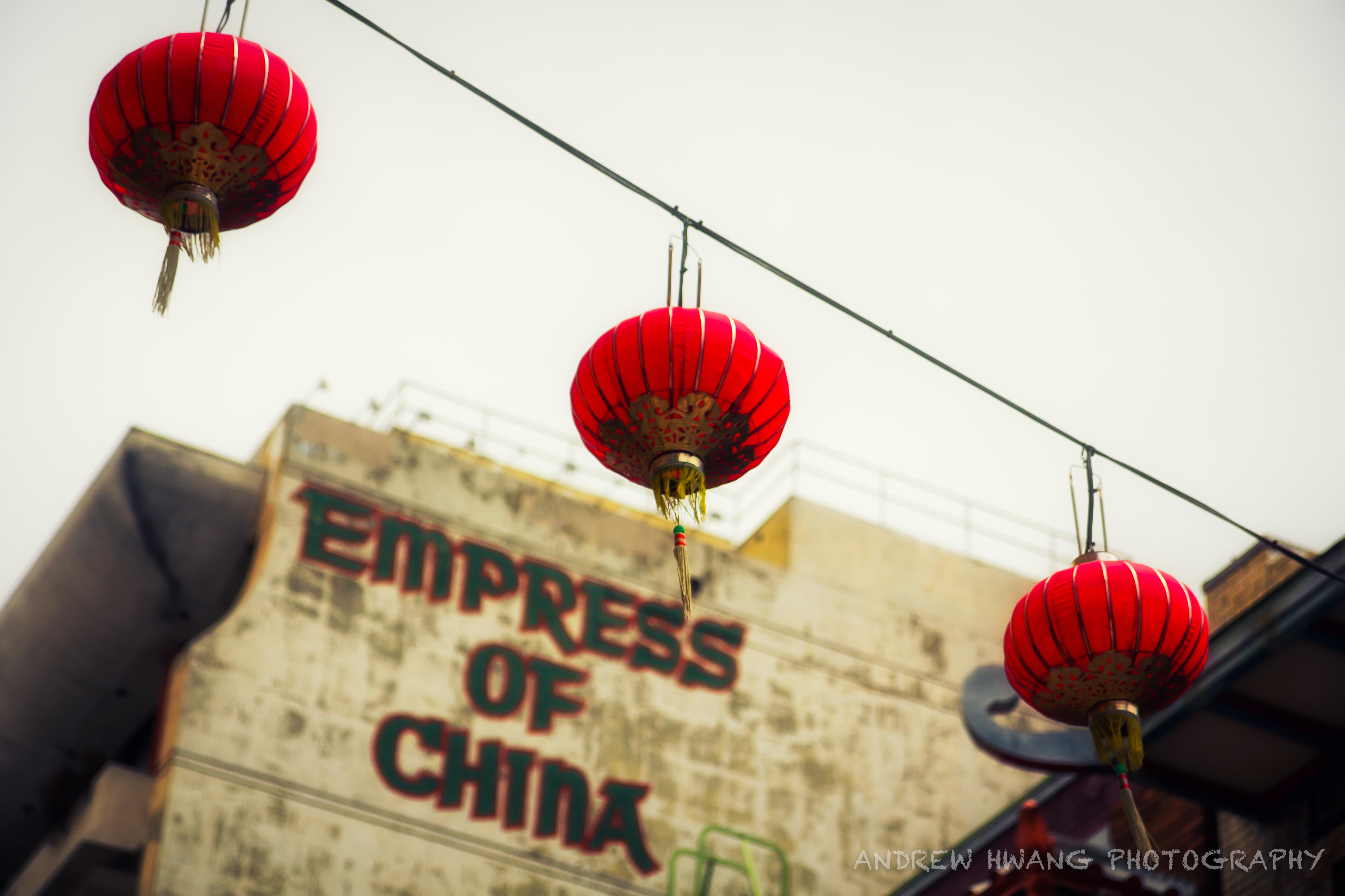 Empress of China 2