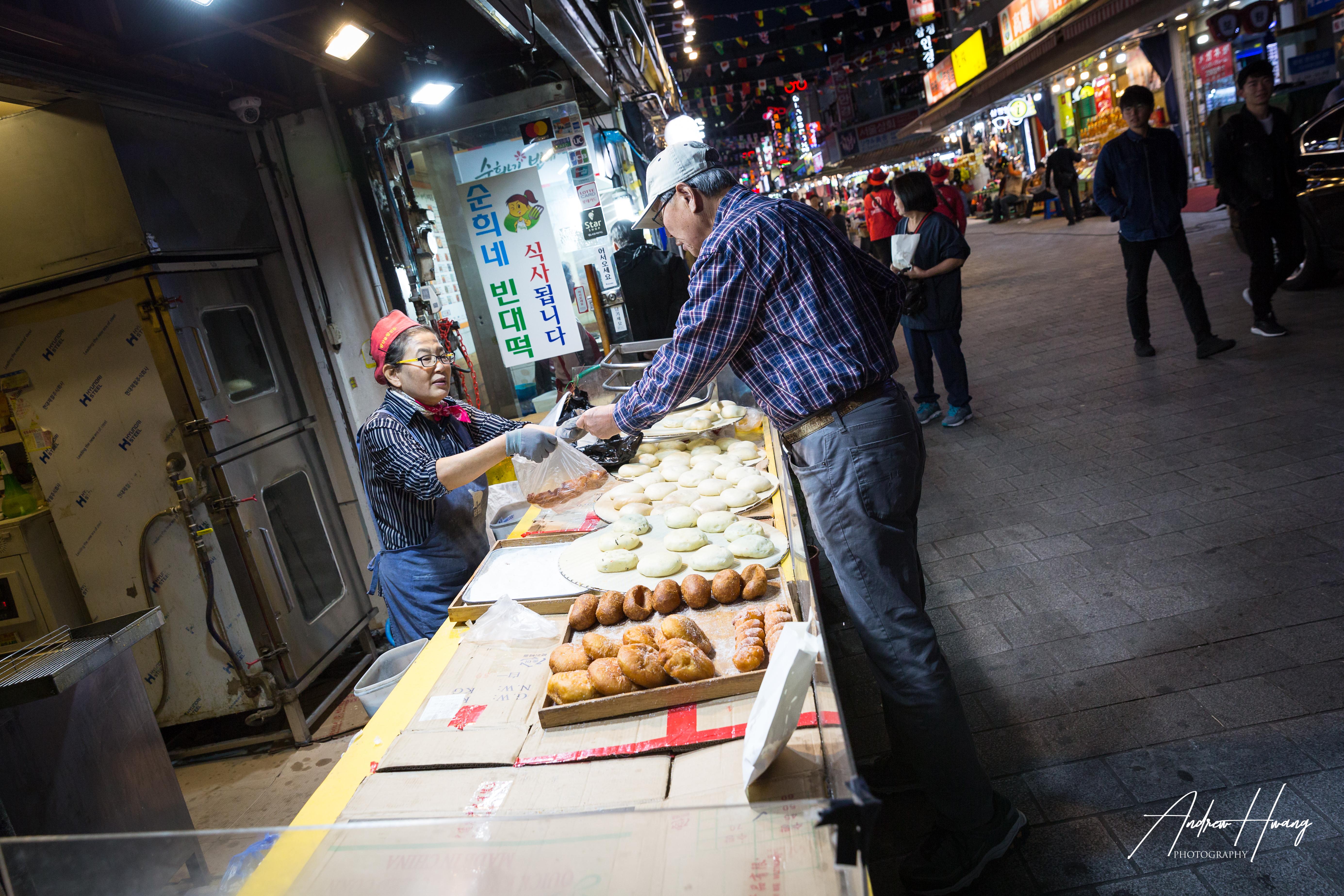 Namdaemun Market_Street Food