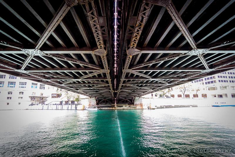 Under Bridge Chicago