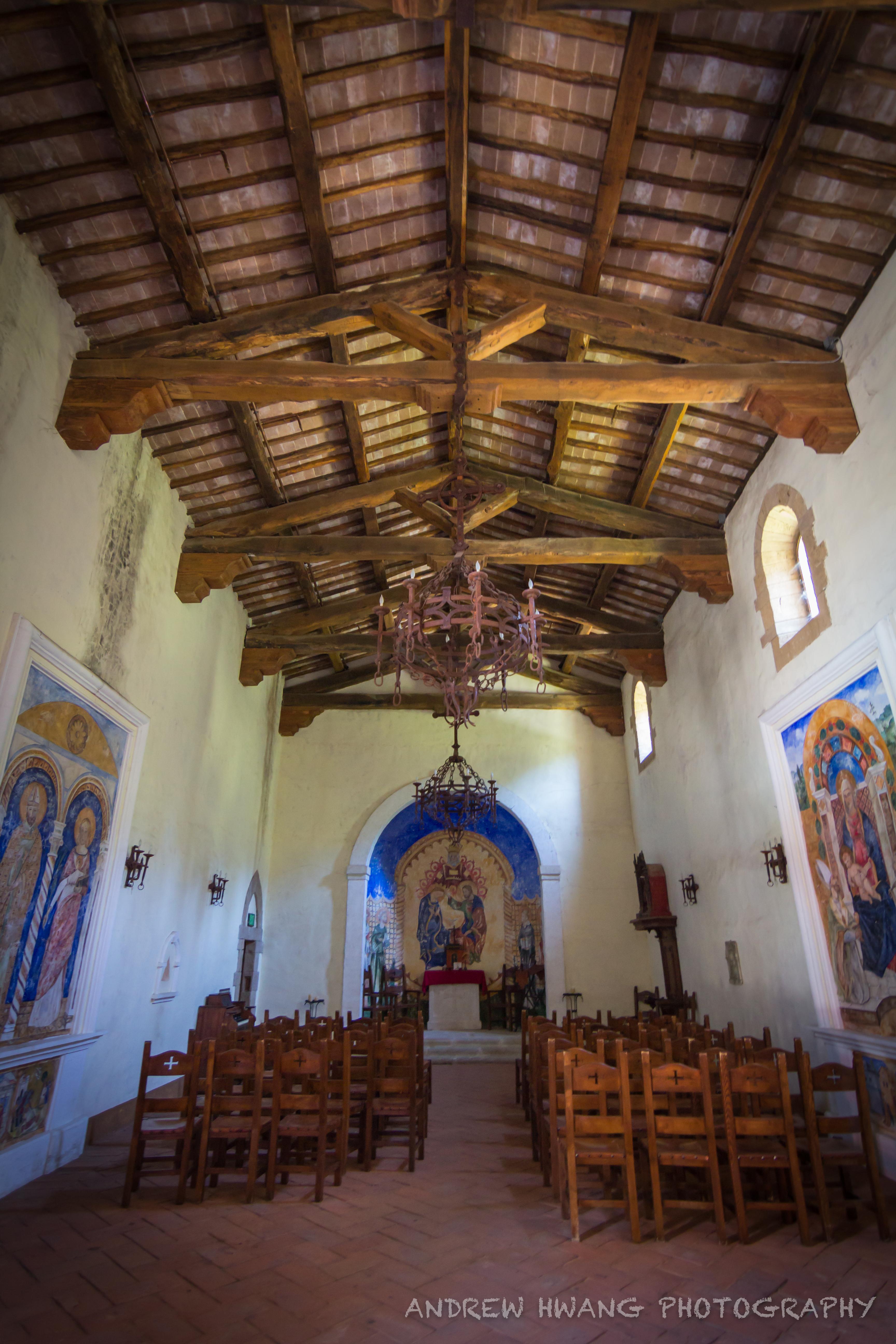 Castello Di Amerosa Church