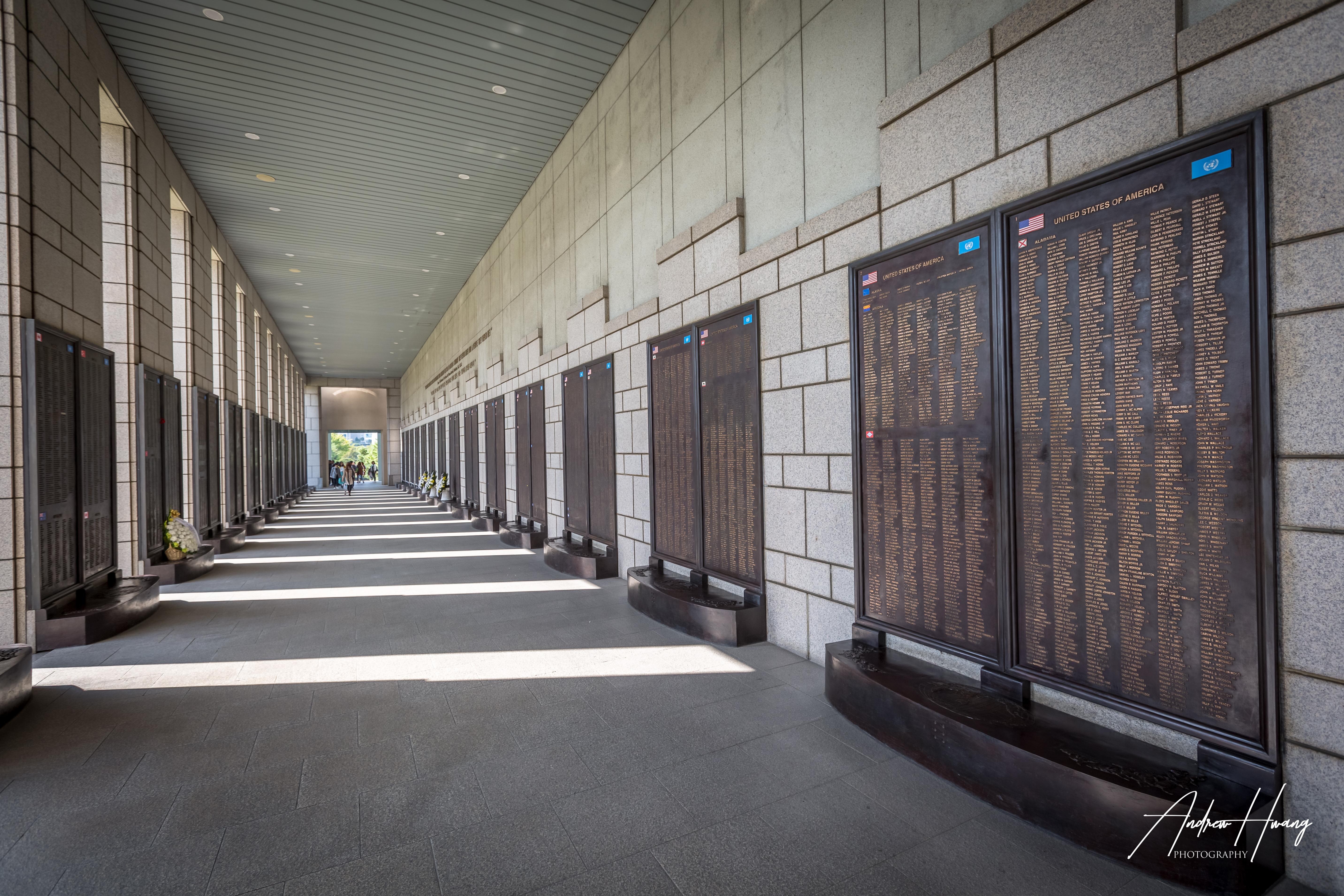 War Memorial of Korea Service Mural 2