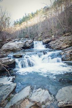 Devils Den Waterfall